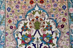 Hereke Silk Carpet