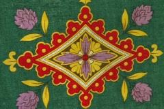 Antique Russian Cotton Print